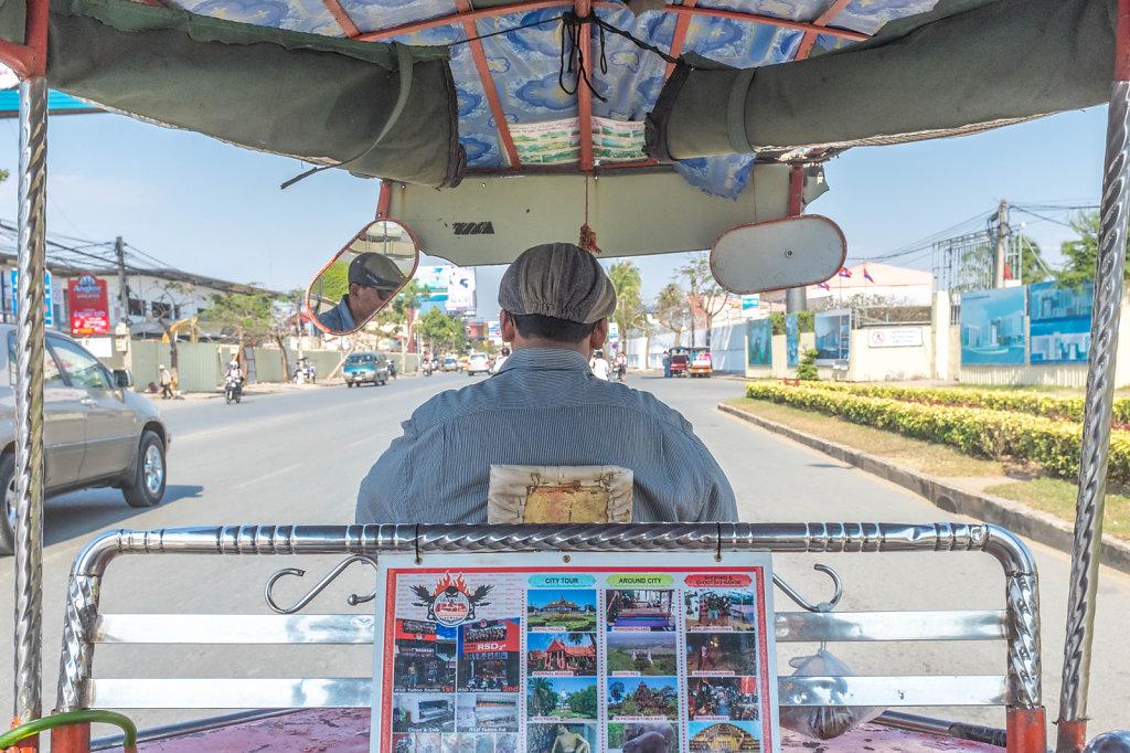 Phnom Penh TukTuk