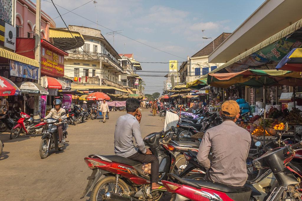 Kratie Market