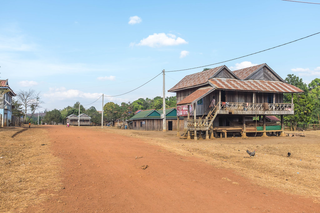 HIlltribe Village