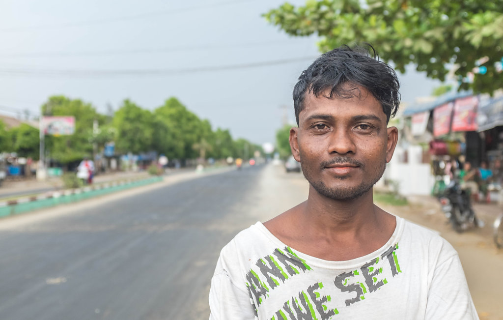 Man in Pyay