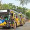 Bus in Nyaung U