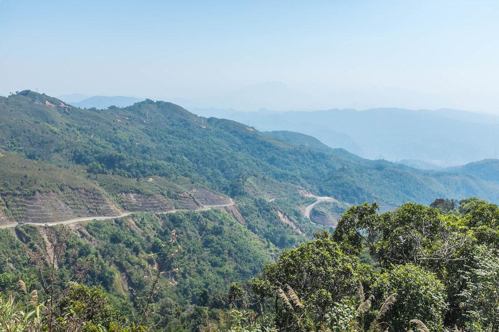 Road to Luang Prabang